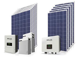 Kit Fotovoltaico Auto-Consumo